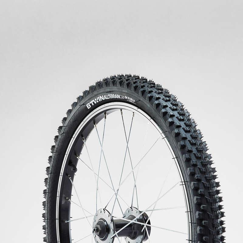 COPERTONI BICI BAMBINO Ciclismo, Bici - Copertone mtb bambino 20x1,95 BTWIN - PEZZI DI RICAMBIO BICI BAMBINO