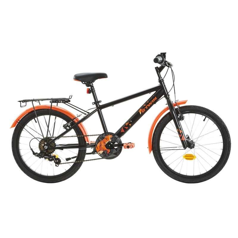 HYBRIDCYKLAR JUNIOR 6-12 ÅR Cykelsport - Hybridcykel 500 6-9 år BTWIN - Cyklar
