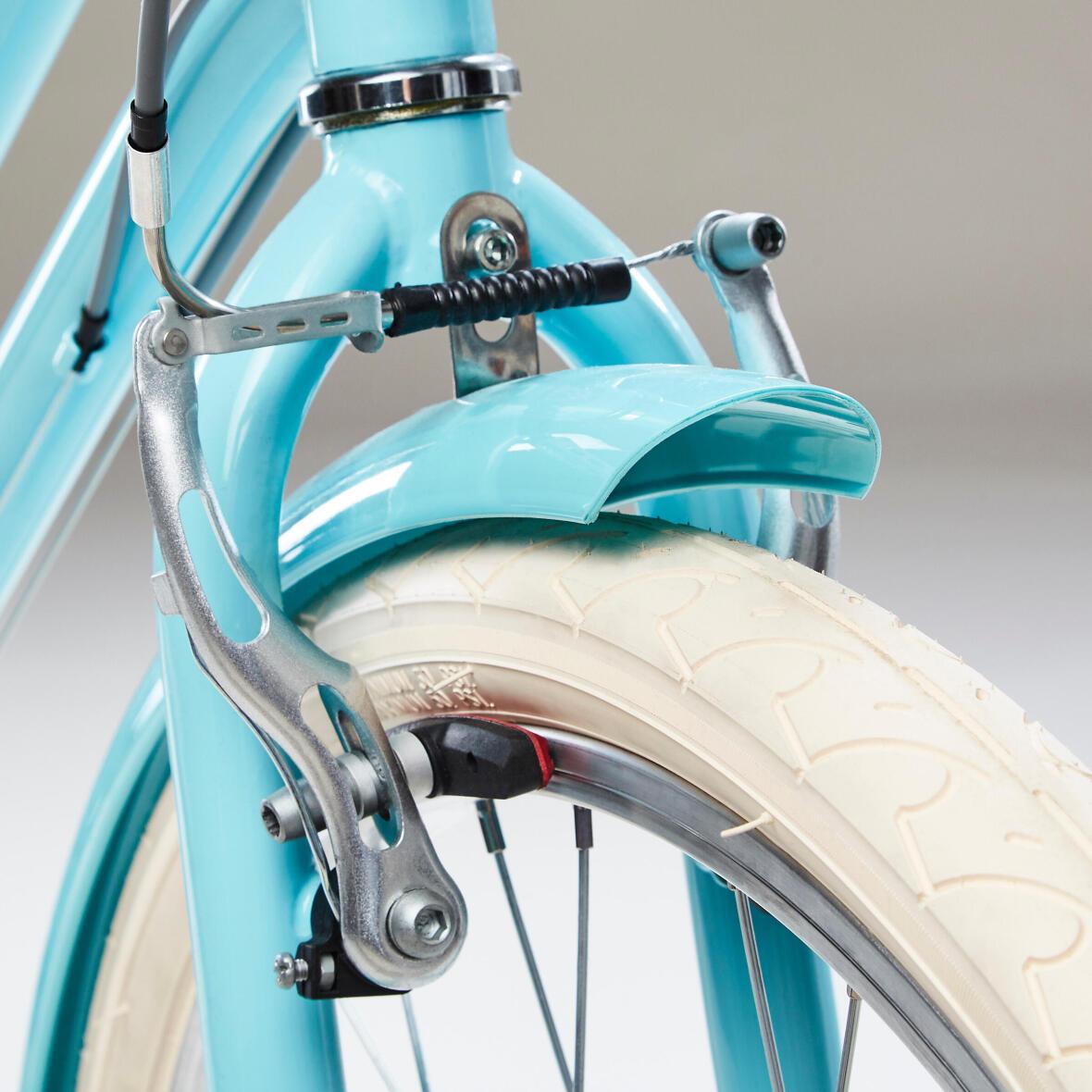 V-brake-brake-levers-kids-city-bike