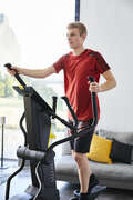 FITNESZ ELLIPSZTIS TRÉNER Fitnesz - Elliptikus tréner EL 900 DOMYOS - Kardió gépek és eszközök