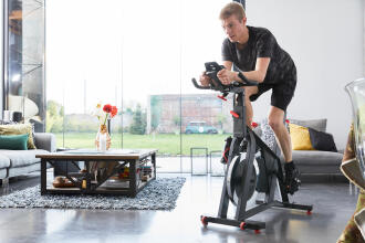 EXERCISE BIKES: WHICH PROGRAMME WILL SLIM YOU DOWN?