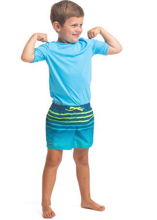 Boardshort 100 Kid Tokyo Turquesa