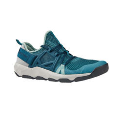 NATURE HIKING SHOES – NH500 FRESH - BLUE - MEN