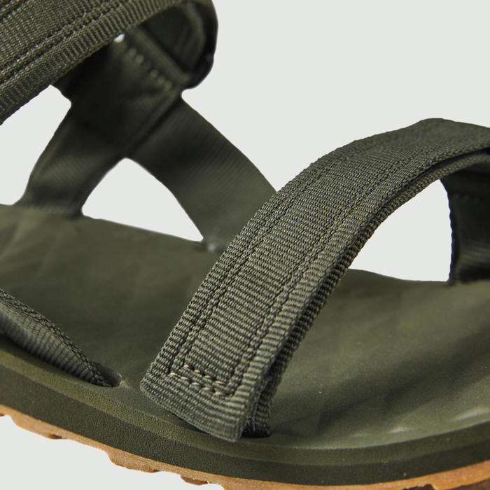 男款健行涼鞋Travel 100