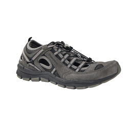 NATURE HIKING SHOES - NH150 FRESH - GREY - MEN