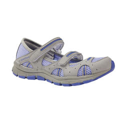 BREATHABLE NATURE HIKING SHOES - NH150 FRESH - INDIGO - WOMEN