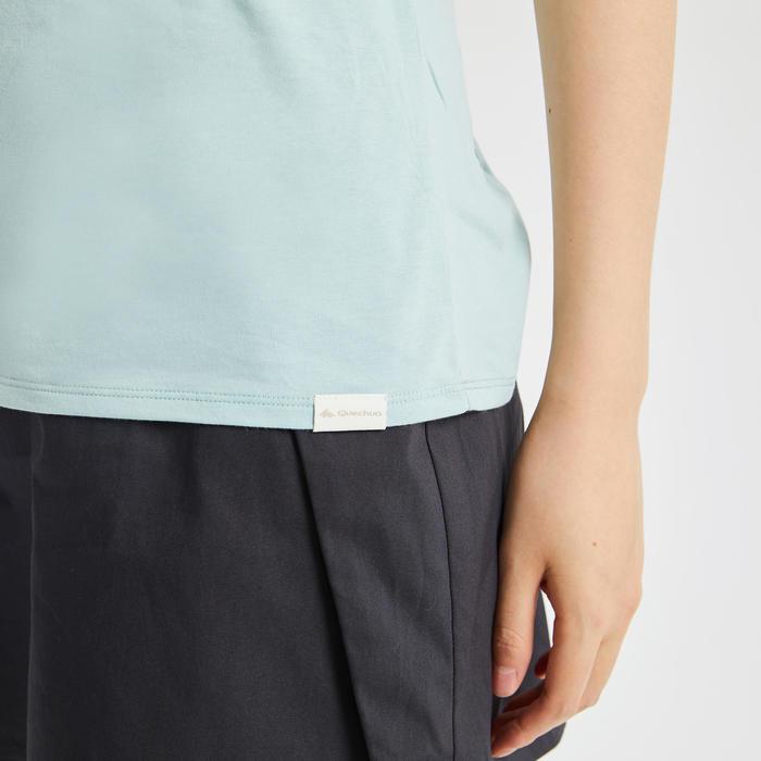 W T-Shirt NH500 CN - Green