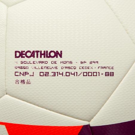 Ballon de soccer hybrideF500