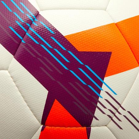 Hybrid Size 5 Football F500 - White