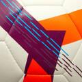 FOTBALOVÉ MÍČE KLASICKÉ Fotbal - MÍČ F500 HYBRIDE VEL. 5 BÍLÝ KIPSTA - Fotbalové míče a branky