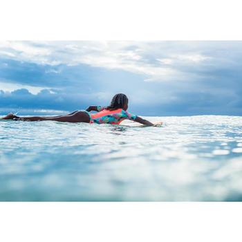 Bikinibroekje voor meisjes Maeva 500 muntgroen