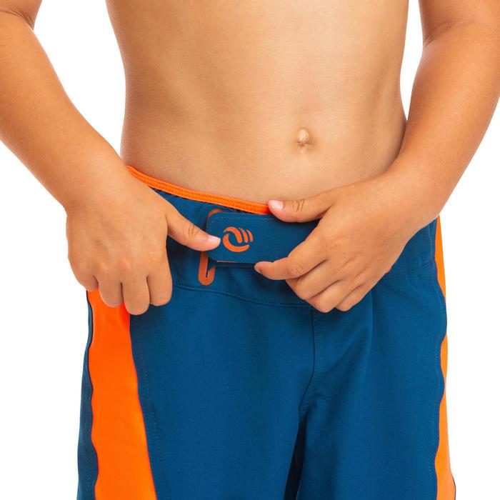 Boys' Swim Shorts Boardshorts 550 Kid - Petrol