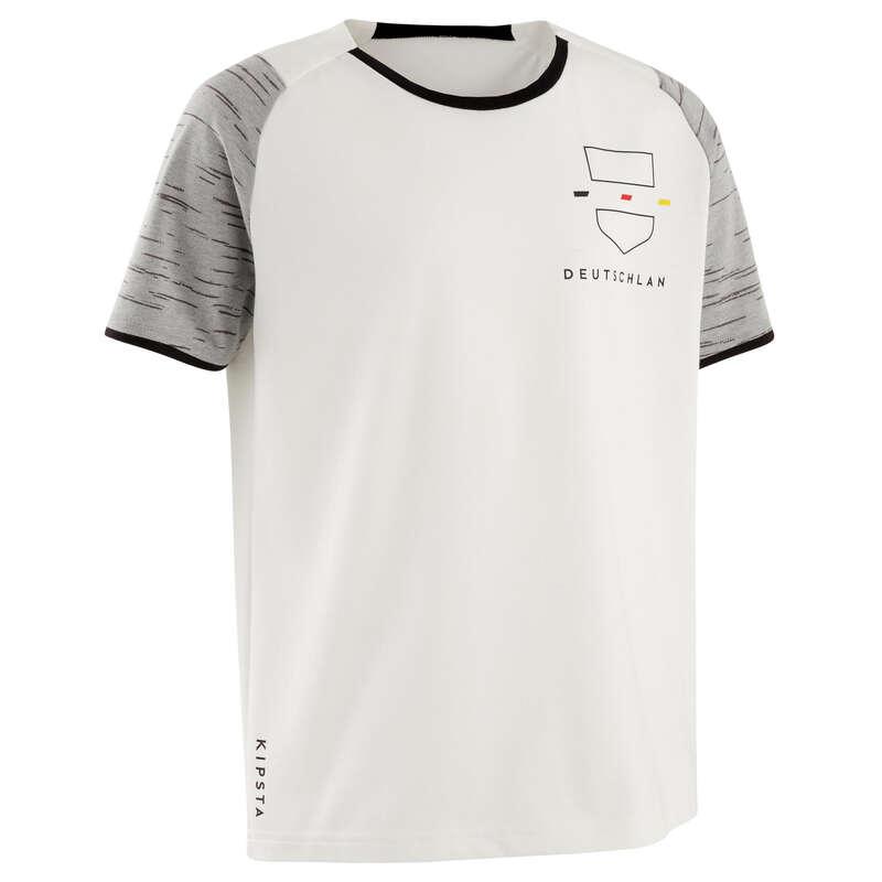 Echipa naţională a Germaniei Fotbal - Tricou F100 Germania Copii KIPSTA - Fotbal
