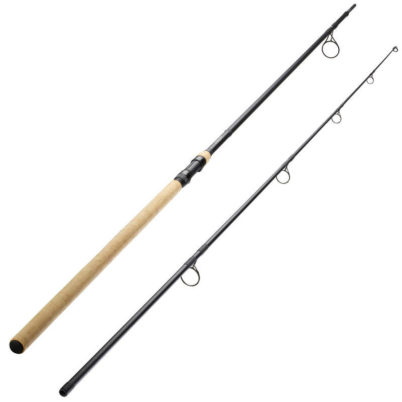 Canna pesca carpa XTREM-9 FULL CORK 390
