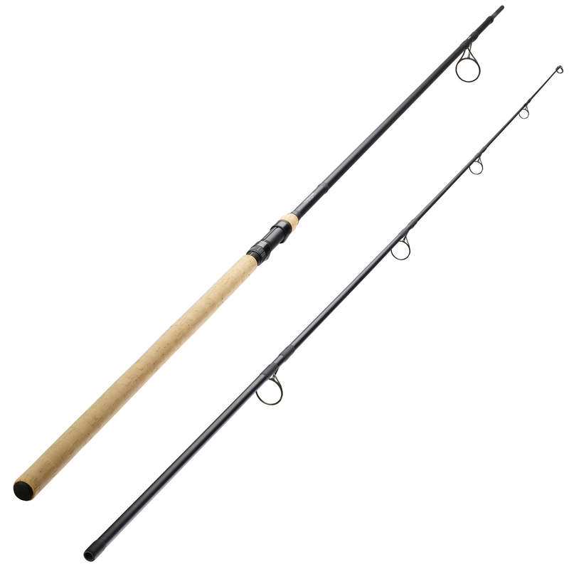 CARP COMBOS, RODS, REELS Fishing - ROD XTREM-9 FULL CORK 390 CAPERLAN - Carp Fishing