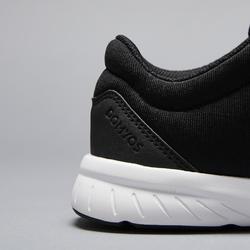 女款健身鞋100-黑色