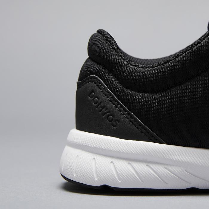 Fitnessschoenen 100 dames zwart