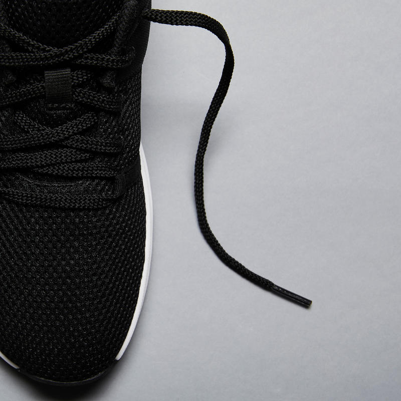 Zapatillas Fitness Domyos 100 Mujer Negro