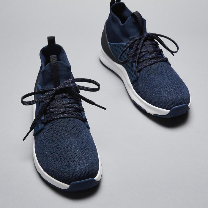 Chaussures fitness 520 homme bleu