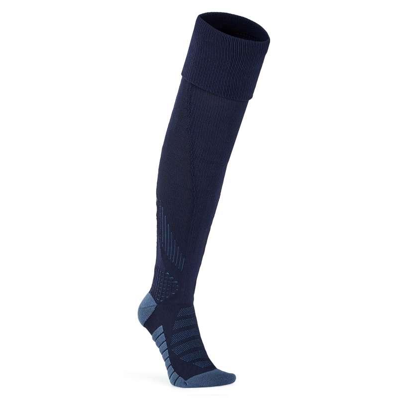 WOMEN FUTSAL CLOTHING - Women's Futsal Socks - Navy IMVISO
