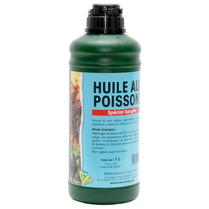 HUILE AU POISSON