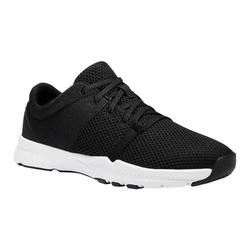Women's Fitness Shoes 100 - Black