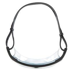 Masque de natation Arena The One fumé noir