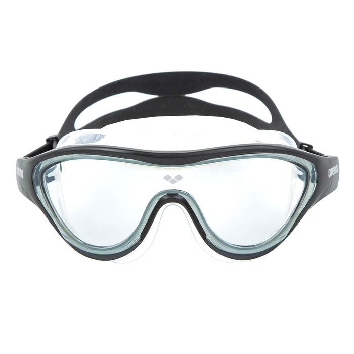 Máscara de natação Arena The One lentes fumadas preto