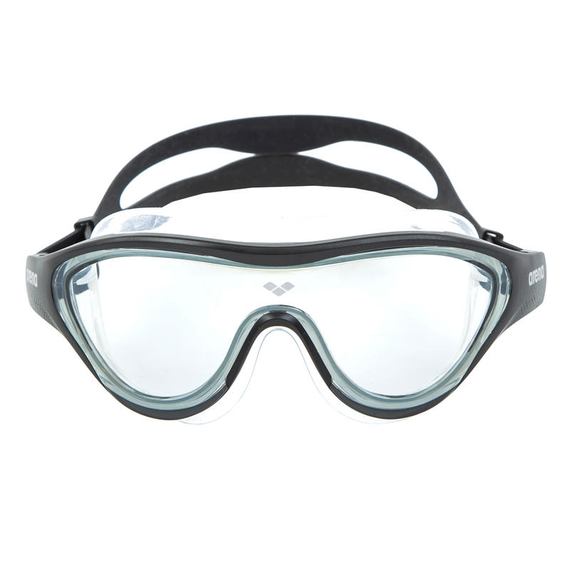 Swimming Mask Arena The One - Smoke Black