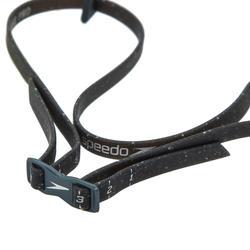 Zwembril Aquapulse pro met spiegelglazen