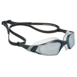 Gafas Natación Speedo Aquapulse Pro Espejo Negro Rojo