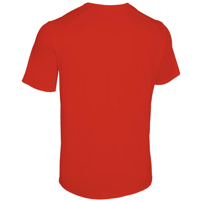 Tee shirt Athlétisme Homme personnalisable club rouge