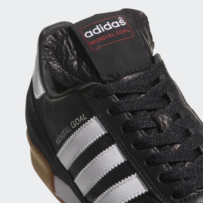 Zaalvoetbalschoenen Mundial Goal zwart/wit