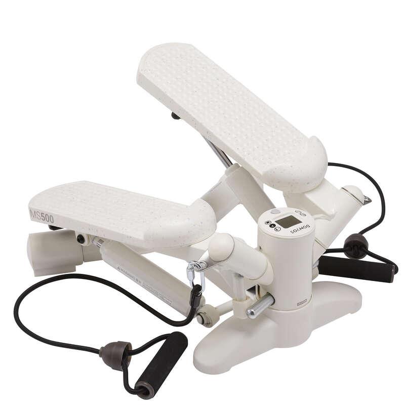 MINIBIKE,STEPPER FITNESS CARDIO Fitness - MS500 Beige DOMYOS - Fitnessmaskiner