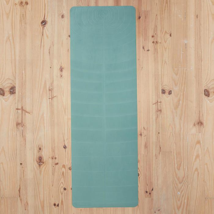 XL-mat voor zachte yoga Club 5 mm groen