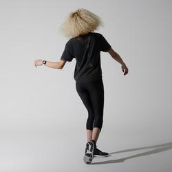Joggingshirt voor dames Run Feel grijs
