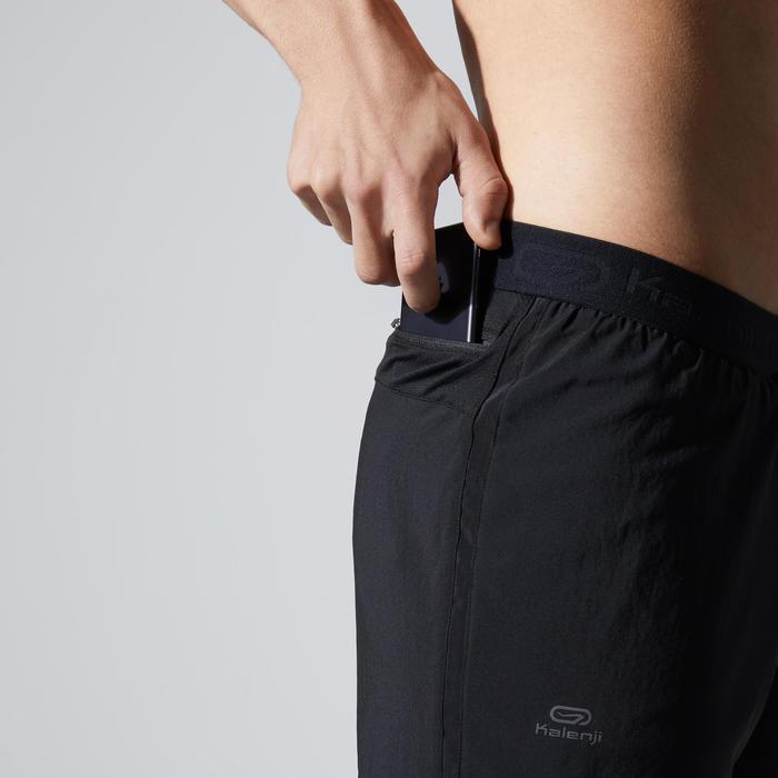 Hardloopshort voor heren Run Dry+ zwart