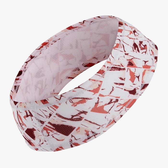 Laufstirnband blassrosa