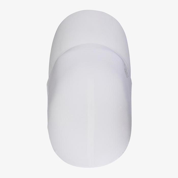 Hardlooppet wit verstelbaar Uniseks