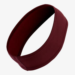 RUNNING HEADBAND - BURGUNDY
