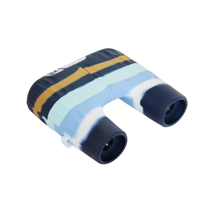 孩童款健行望遠鏡(無須調整型)MH B120(8 X放大倍率)-藍色