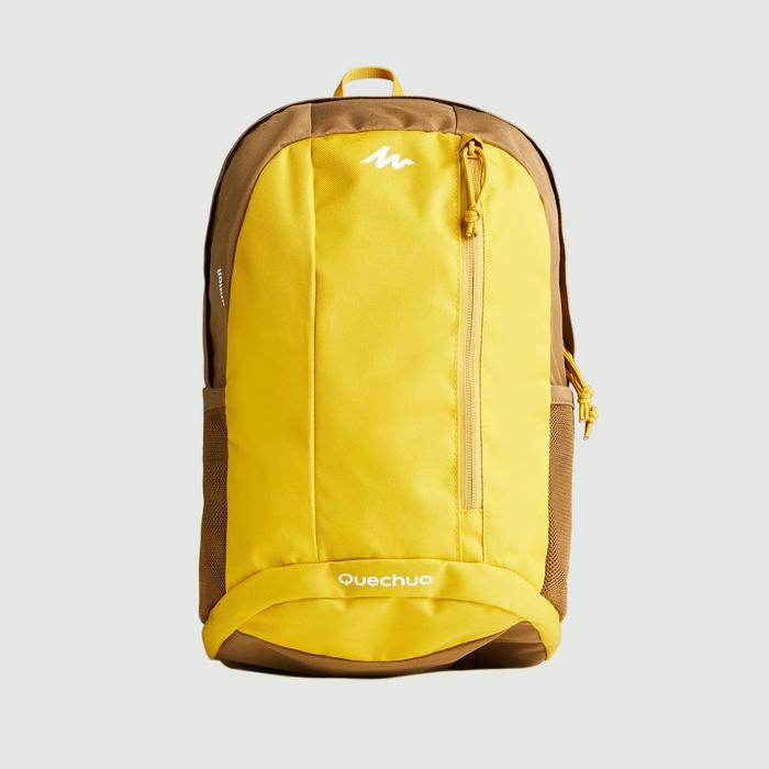 兒童款健行背包MH100 15 L-黃色