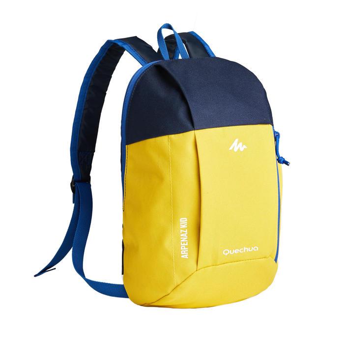 兒童款健行背包MH100 7 L-黃色