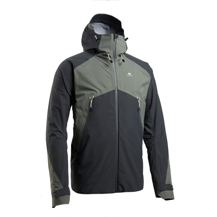 Men's Mountain Walking Waterproof Jacket MH500