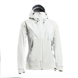 Women's Waterproof Mountain Walking Jacket - MH500