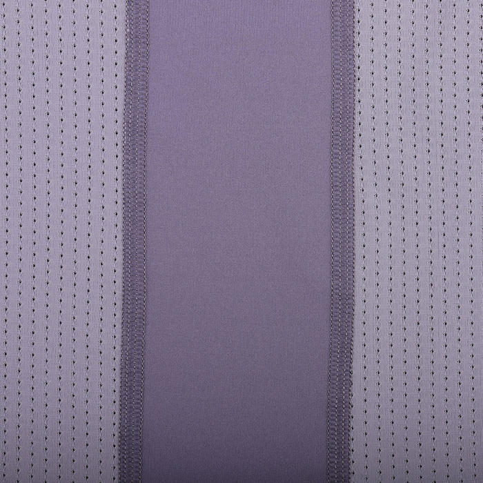 女款短版上衣-紫色