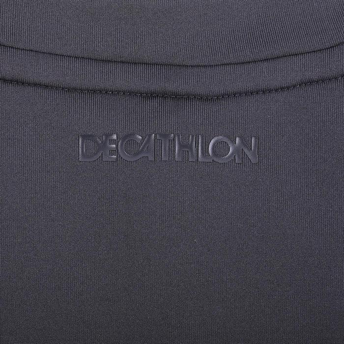 男款緊身T恤-灰色