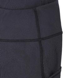 女款緊身褲-黑色