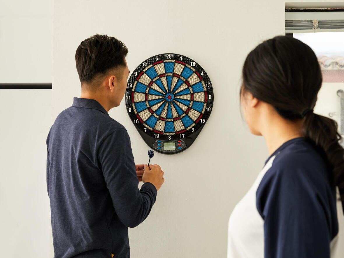 Opperste concentratie bij darts