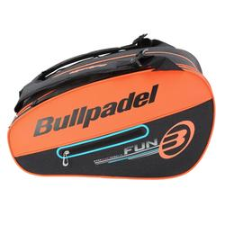 SAC DE PADEL BULLPADEL FUNLINE NOIR ORANGE